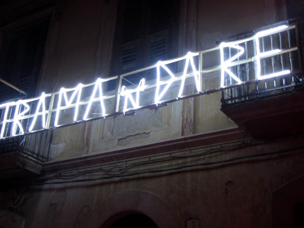 ROMANO BARATTA - light artist, lighting designer and climatic designer